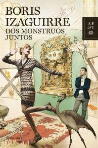 libro-dos-monstruos-juntos-boris-izaguirre
