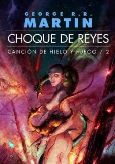 libro-choque-reyes-george-martin
