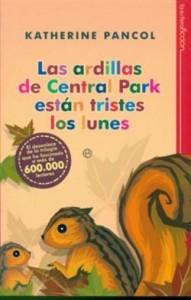libro-las-ardillas-central-park-katherine-pancol