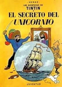 libro-tintin-el-secreto-unicornio