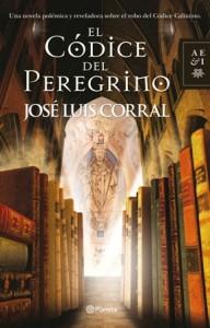 Libro El códice del peregrino, de José Luis Corral
