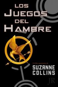 Libros Los juegos del hambre, de Suzanne Collins