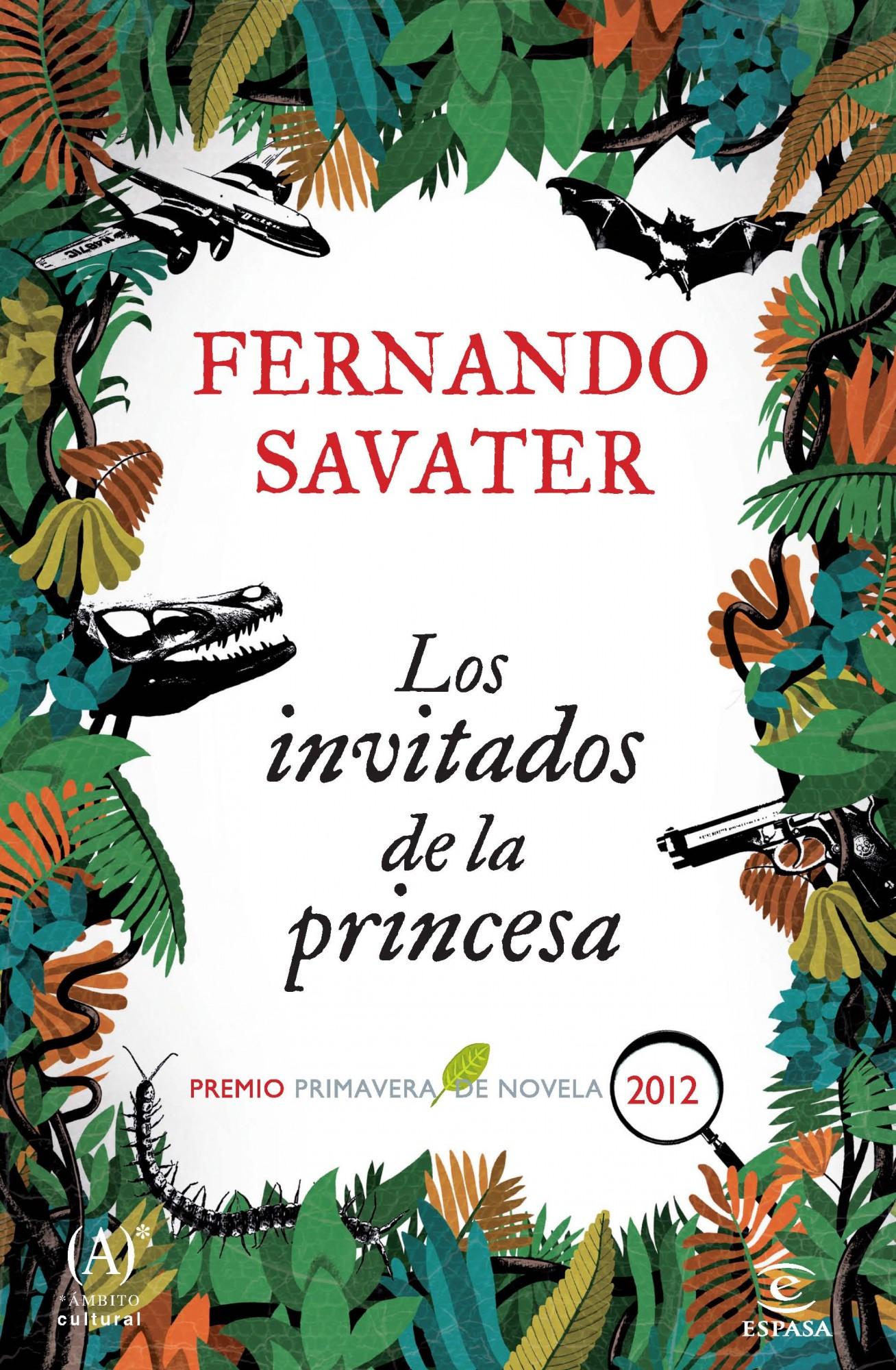 libro-los-invitados-de-la-princesa-fernando-savater
