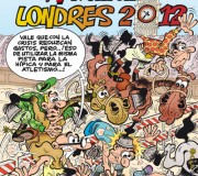 mortadelo filemon londres 2012