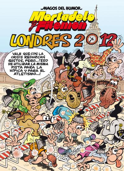 mortadelo filemon londres 2012