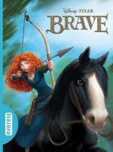 Libro Brave, de Disney