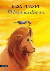 libro-el-leon-jardinero-elsa-punset