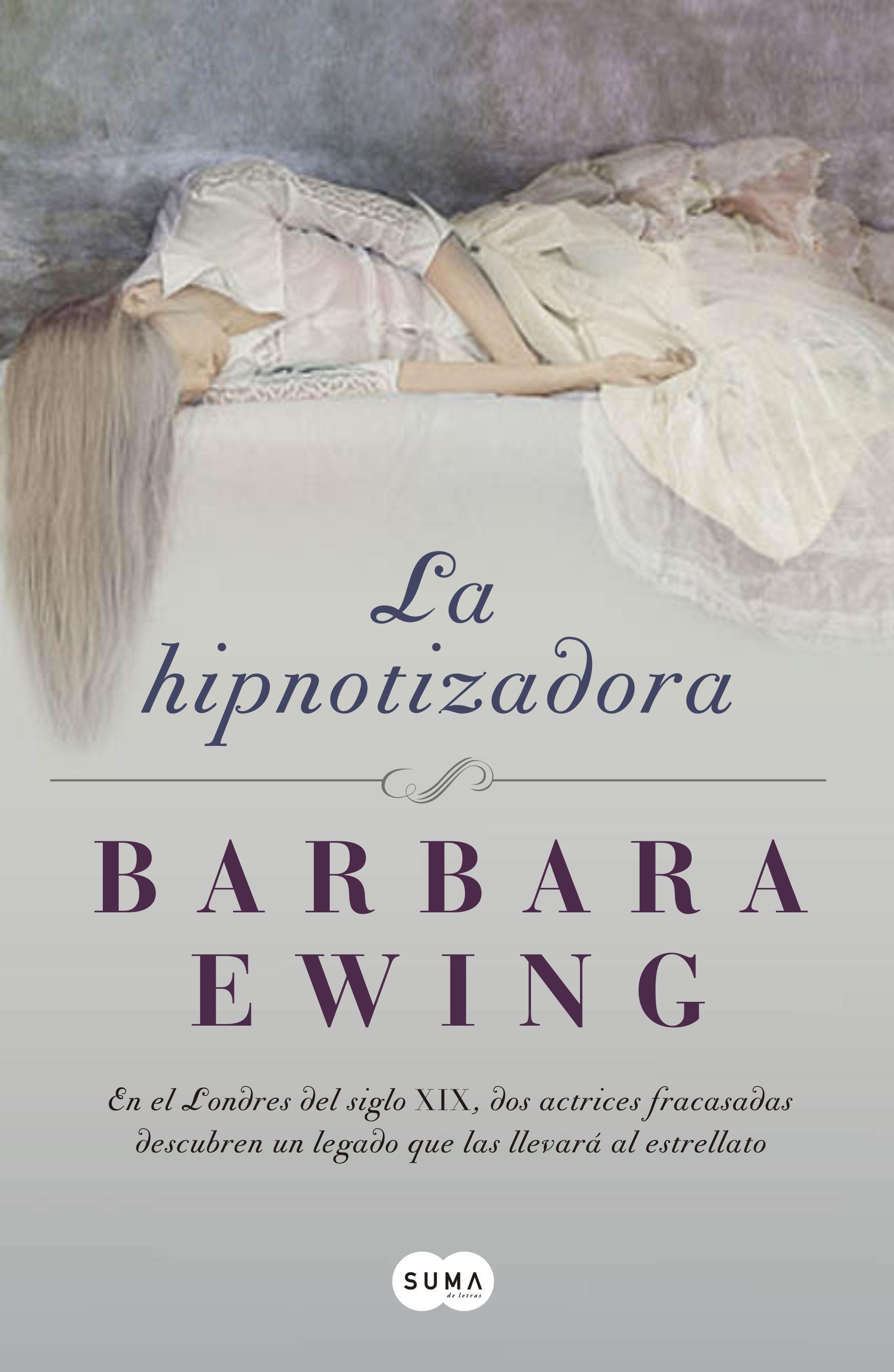 libro-la-hipnotizadora-barbara-ewing