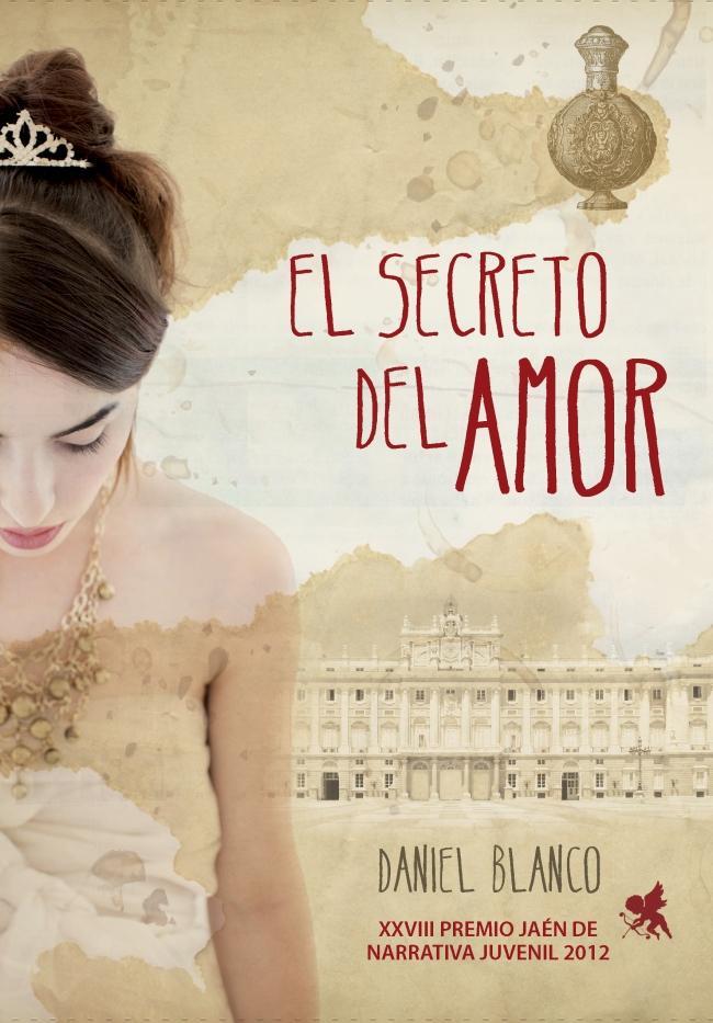 Libro El secreto del amor, Daniel Blanco