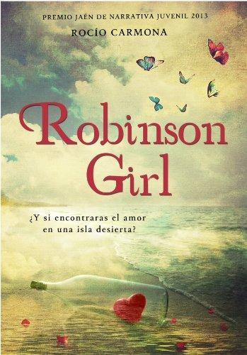 Libro Robinson Girl, Rocío Carmona