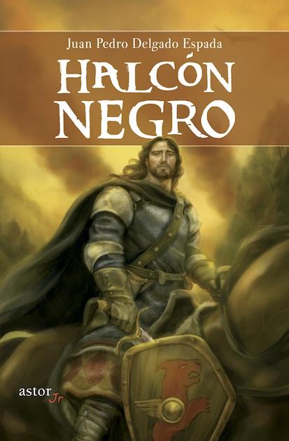 Libro Halcón negro, Juan Pedro Delgado Espada