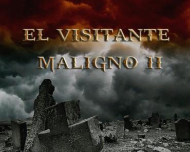 Portada oficial el visitante maligno II