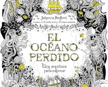 Los mejores libros de colorear para adultos: autores más vendidos -Johanna Basford