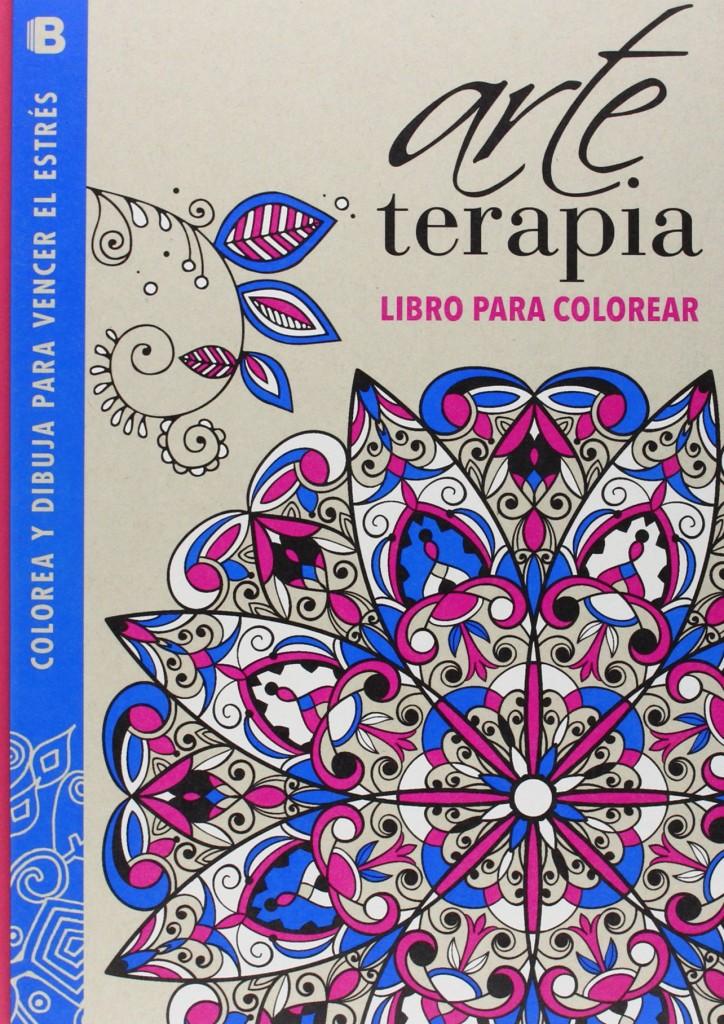 Libro De Colorear Para Adultos Arte Terapia Para Vencer