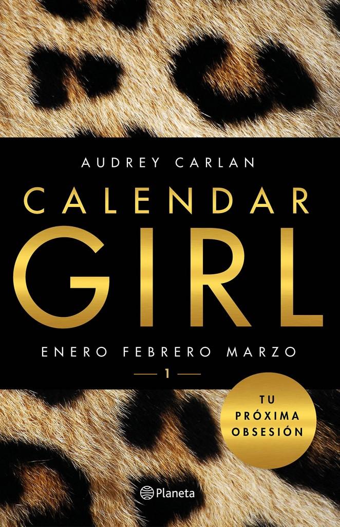 P calendar girl
