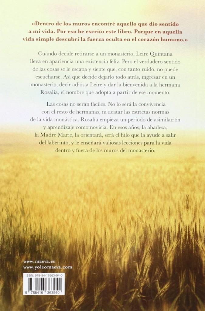 """Libro autobiográfico de Leire Quintana """"Una canción inesperada"""""""