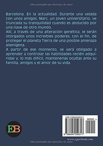 """Novela de ciencia ficción """"El protector 1- El poder está en la mente"""" - Joaquim Colomer"""