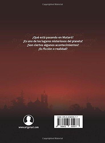 """Libro de misterio """"¿Qué está pasando en Mataró?- Josep Antoni Cortés"""