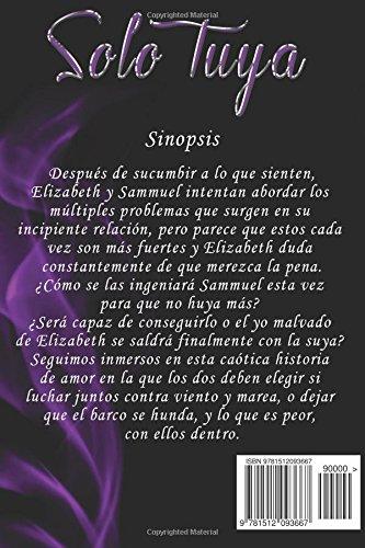 """Novela romántica - erótica """"Solo tuya 2""""- Anabel García"""
