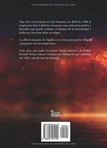 """""""Los nietos de Dios"""" una novela de intriga y aventuras de Ager Aguirre"""