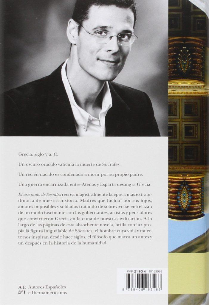 El asesinato de Sócrates de Marcos Chicot- Novela histórica Finalista Premio Planeta 2016