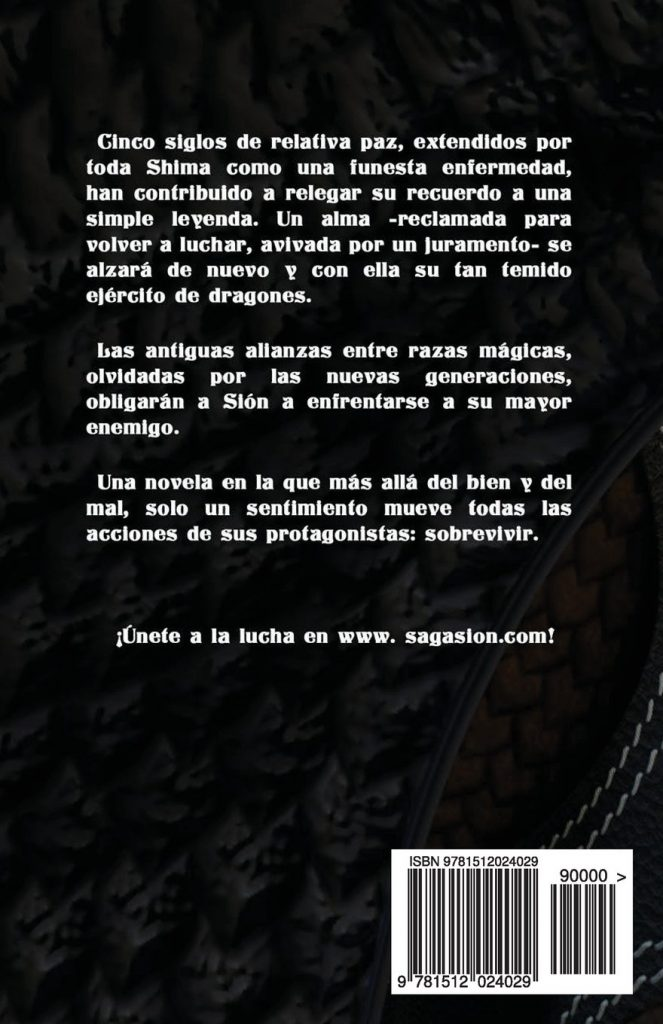 """Primer libro de fantasía épica de la colección Los Guardianes """"Kaly-an: El despertar del guerrero"""". Autora Raquel Guillén"""