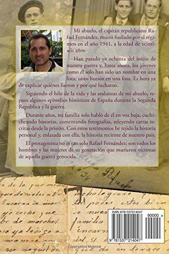 "Novela histórica sobre la guerra civil española ""Siete rosas y un clavel"" de R. Ogalla"