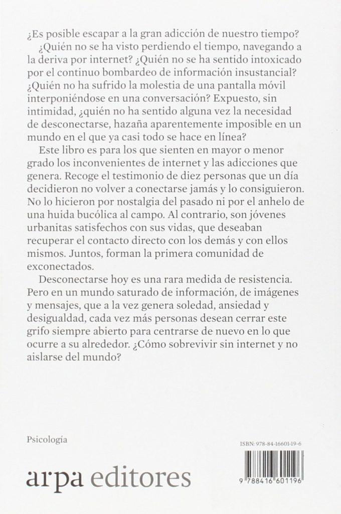 """Libro sobre internet """"La gran adicción"""" Enric Puig Punyet"""