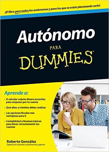 """¿Tienes pensado montar tu propio negocio? Estos libros te ayudarán """"Autónomo para dummies"""""""