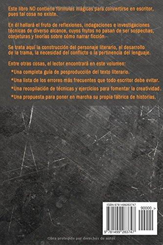 """Libro para escritores de Víctor J. Sanz """"El escritor, anatomía de un oficia: consejos, técnicas, reflexiones, ejercicios..."""""""
