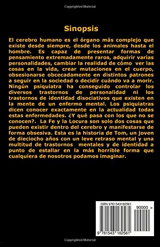 "Novela negra ""La historia de Tom"" un libro de Claudio Hernández"
