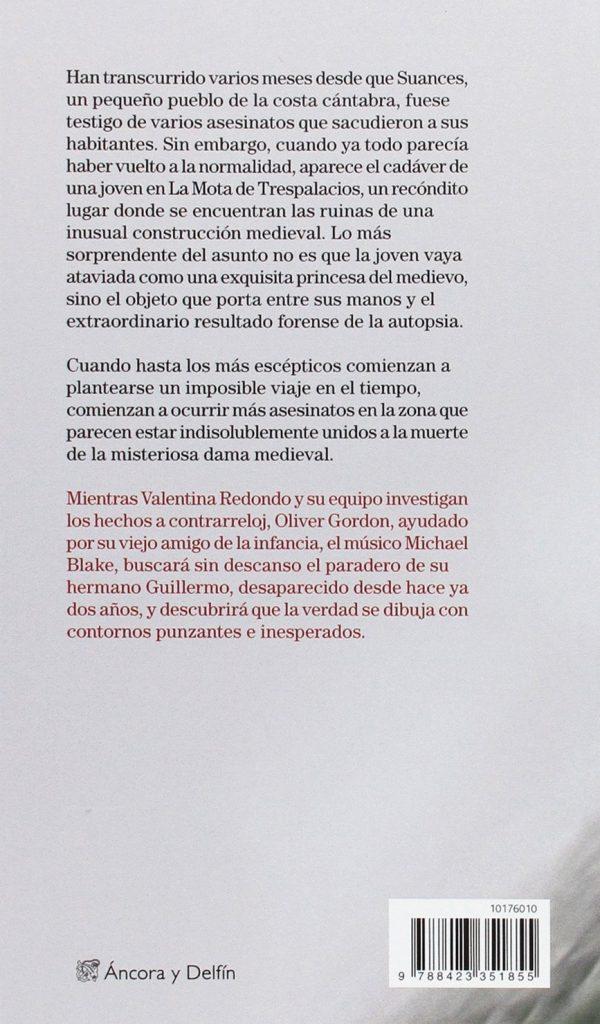 """Novela negra de María Oruña """"Un lugar a donde ir"""""""