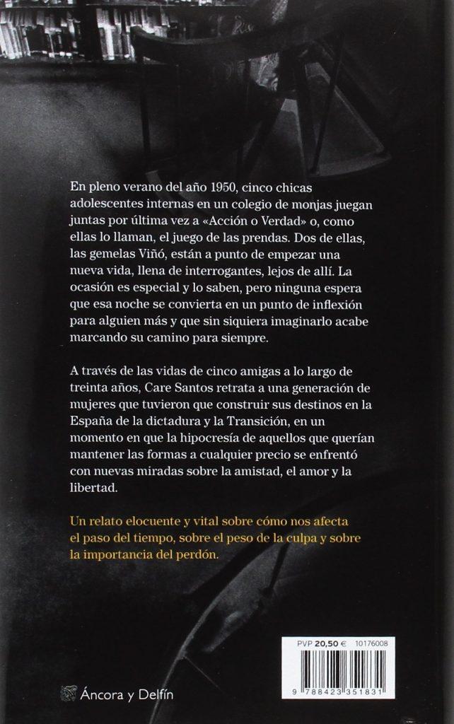 "Premio Nadal de Novela 2017 ""Media Vida"" un libro de Care Santos"