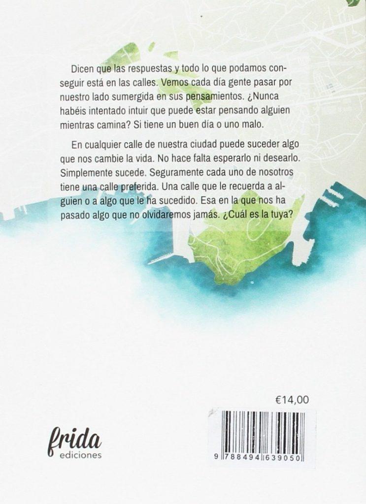 """Libro de prosa poética de Defreds """"1775 Calles"""""""