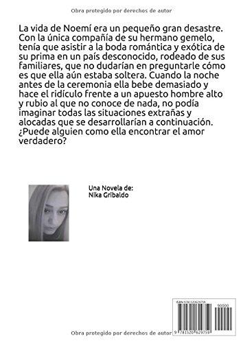 "Novela romántica juvenil escrita por Nika Gribaldo ""Pasión en los Cárpatos. Amor insospechado"""