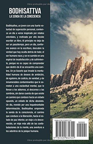 """Libro de filosofía de Sergio Cabrera """"Bodhisattva: La senda de la consciencia"""""""