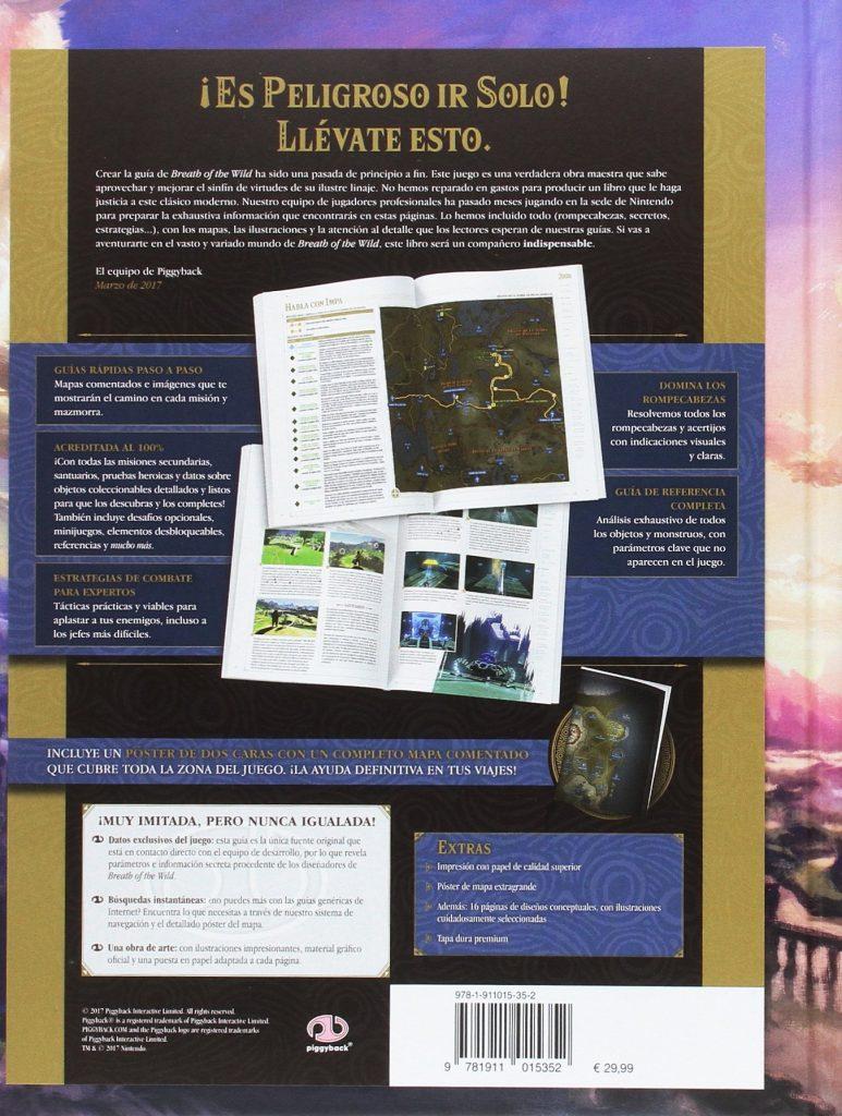 Guía oficial Legend of Zelda- Edición coleccionista