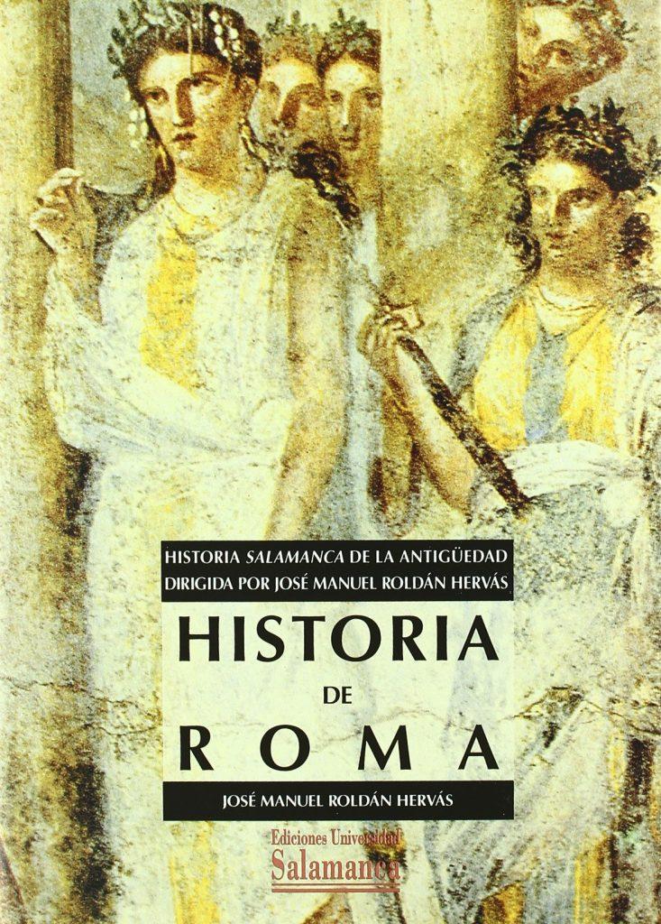 Los mejores libros para conocer la antigua Roma