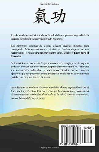 """""""3 pasos para el bienestar: Introducción a los métodos básicos del Qigong"""" un libro de José Beneyto basado en la medicina tradicional china"""