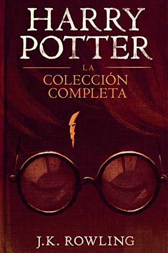 "Ebook ""Harry Potter. La colección completa"" J. K. Rowling"