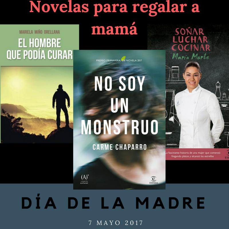 Día de la Madre- Libros escritos por mujeres para regalar a mamá