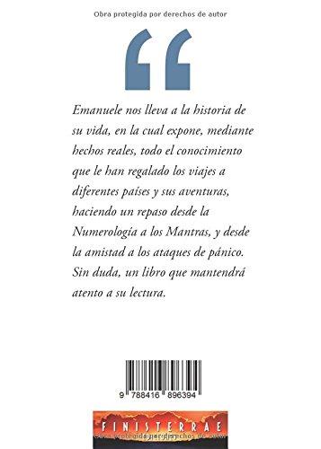 """Libro de autoayuda de Emanuele Dies """"7 años de excesos y sacrificios"""