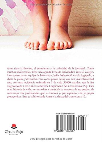 """""""Anna y la danza del cromosoma 15"""", un libro de José Ángel Guzmán Pérez"""
