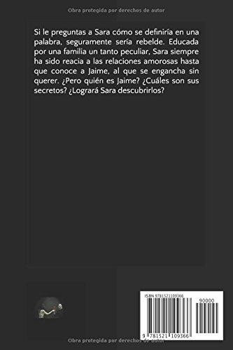 """Novela romántica escrita por Cristina Martín Benito """"Sara y el invierno azul: El infierno de Sara"""""""