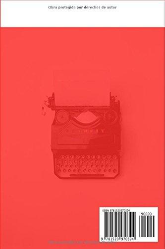 """Libro para escritores de Álex Voski """"Escribir como experto sin saber nada"""""""