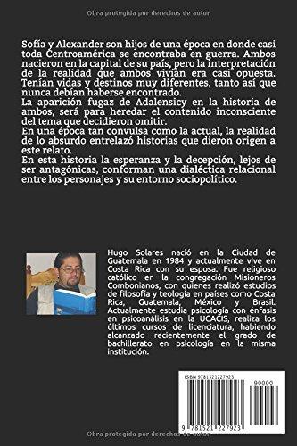 """Novela histórica de H. R. Solares """"Un País llamado silencio"""""""