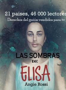 """Novela de misterio de Angie Rossi """"Las sombras de Elisa"""""""